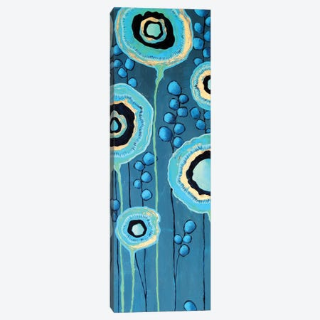 Geode Floral  Canvas Print #LJU21} by Lisa Frances Judd Canvas Art Print