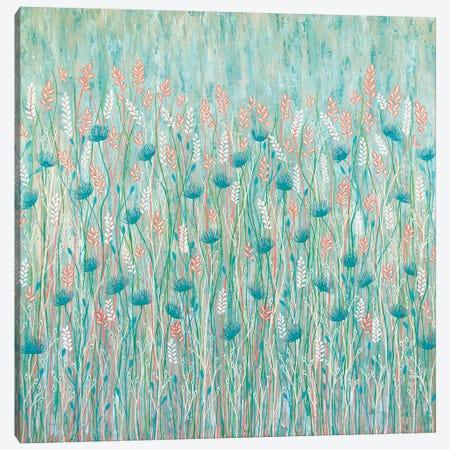 Pastel Wild Flower  Canvas Print #LJU34} by Lisa Frances Judd Canvas Print