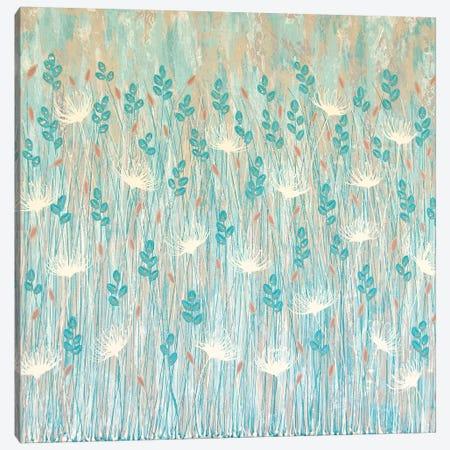 Pearlessent Wild Flowers  Canvas Print #LJU36} by Lisa Frances Judd Art Print