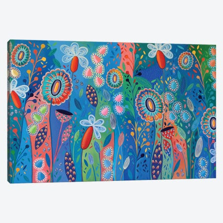 The Future's So Bright Canvas Print #LJU49} by Lisa Frances Judd Canvas Art Print