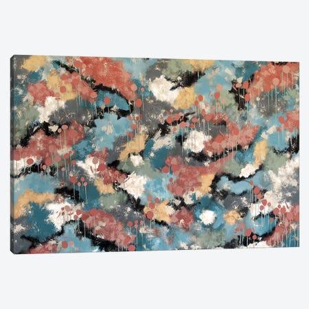 Meandering Home Canvas Print #LJU71} by Lisa Frances Judd Canvas Artwork