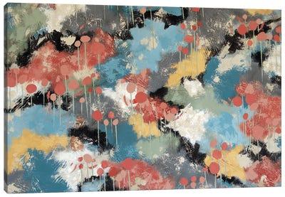 Skipping Home Canvas Art Print