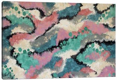 Winding Paths Canvas Art Print