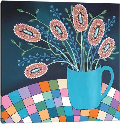 Mug Of Joy Canvas Art Print