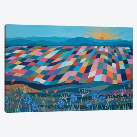 Don't Steal My Sunshine 3-Piece Canvas #LJU89} by Lisa Frances Judd Canvas Art Print