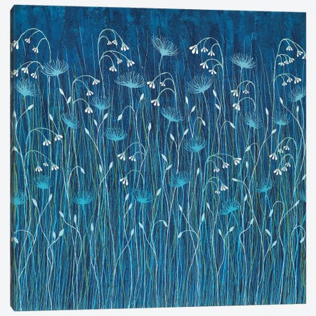 Be Gentle On Yourself Canvas Print #LJU97} by Lisa Frances Judd Art Print