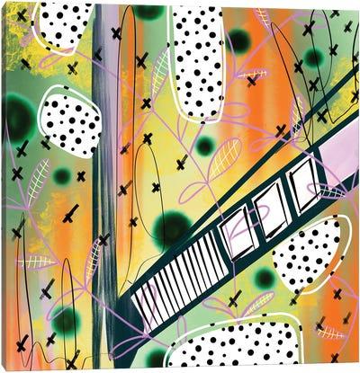 Shutter Up Canvas Art Print