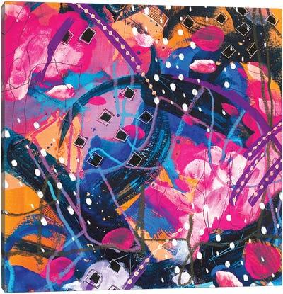 Broken & Bruised Canvas Art Print