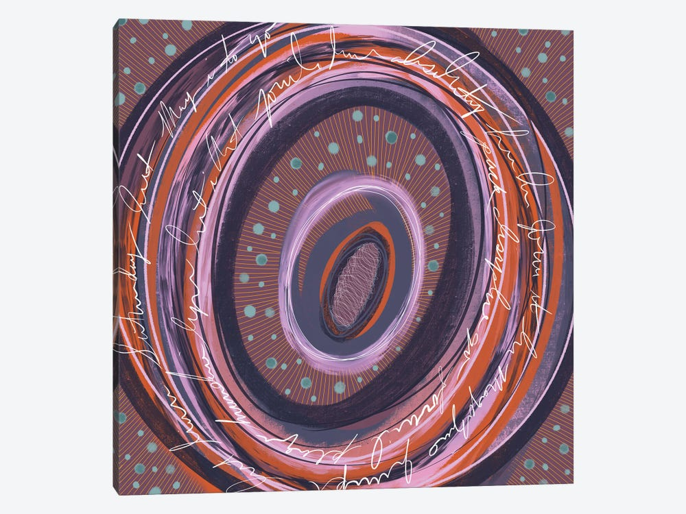 Out Of The Hole I by Lanie K. Art 1-piece Canvas Art