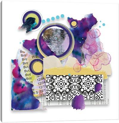 Color Investment Canvas Art Print