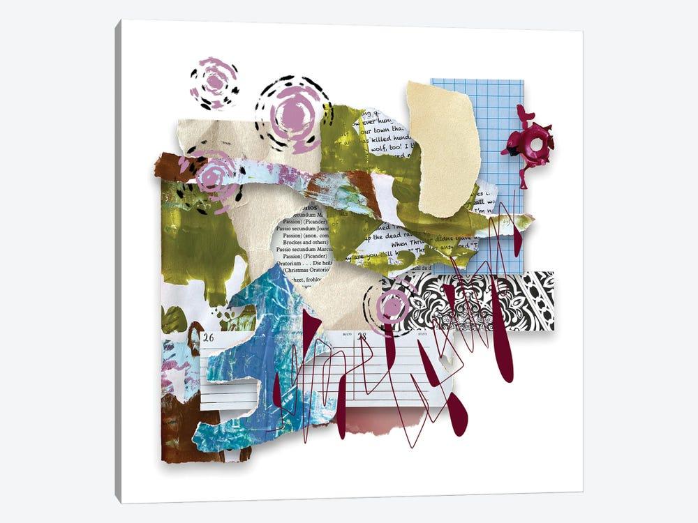 Crushin' Cranberry by Lanie K. Art 1-piece Art Print
