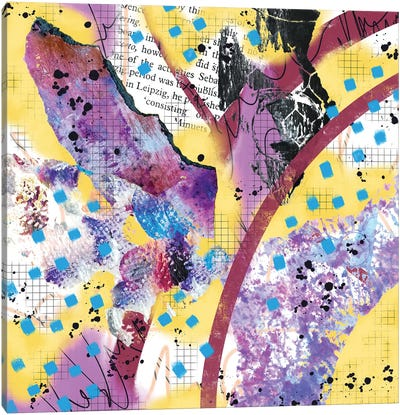 Bittersweet Nightshade Canvas Art Print