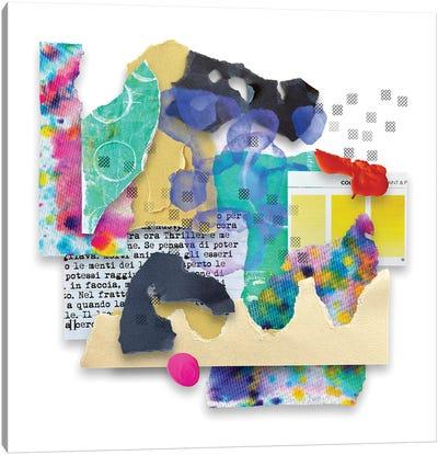 Somewhere In The Rainbow Canvas Art Print