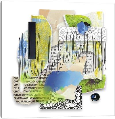 Versace Jungle Canvas Art Print