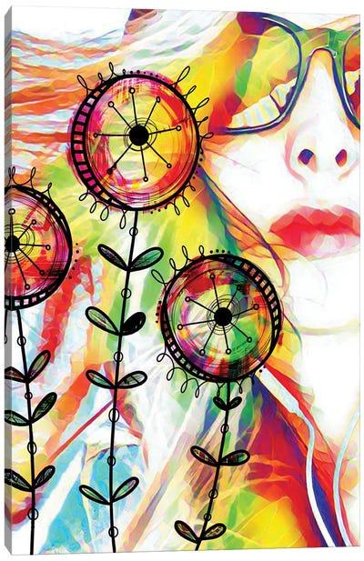 Annie Canvas Art Print