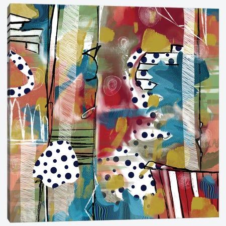 Falling Into Autumn Canvas Print #LKA49} by Lanie K. Art Canvas Artwork