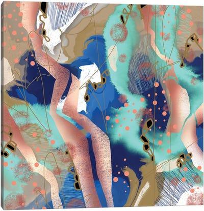 Pillow Fights Canvas Art Print