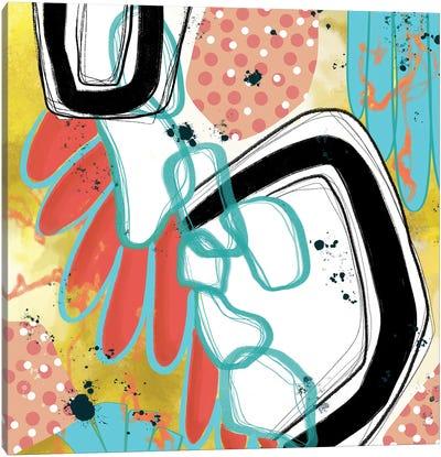 Eurythmic Canvas Art Print