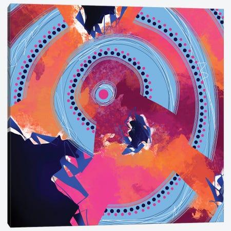 On An Upward Spiral Canvas Print #LKA9} by Lanie K. Art Art Print
