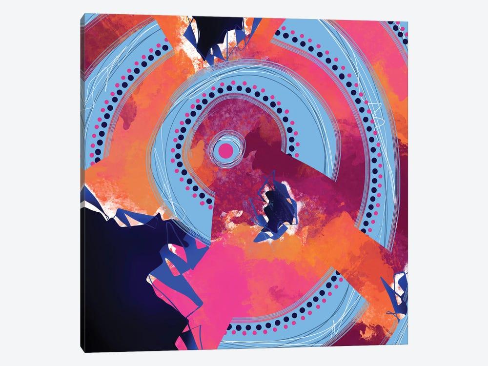 On An Upward Spiral by Lanie K. Art 1-piece Art Print