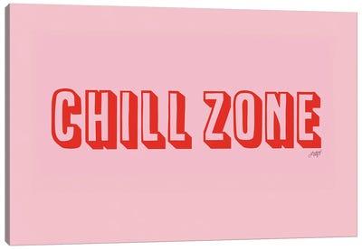Chill Zone Canvas Art Print