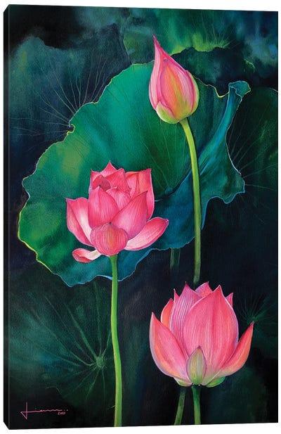 Rejuvenation Canvas Art Print