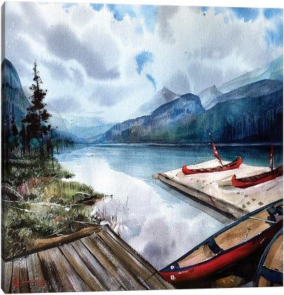 Lake Louise Canvas Art Print