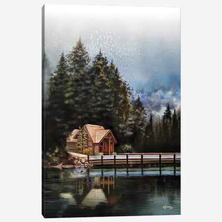 Breeze Canvas Print #LKM27} by Liam Kumawat Canvas Art Print
