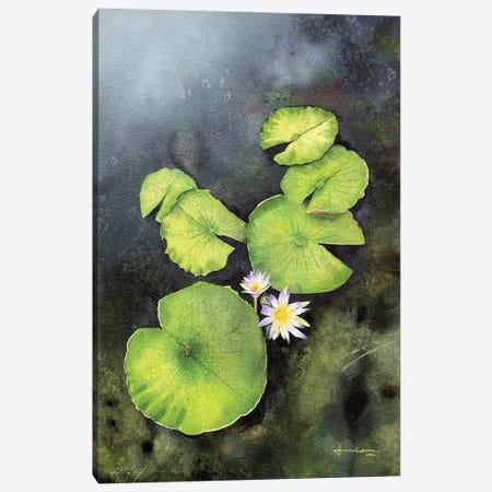 Serene Canvas Print #LKM2} by Liam Kumawat Art Print