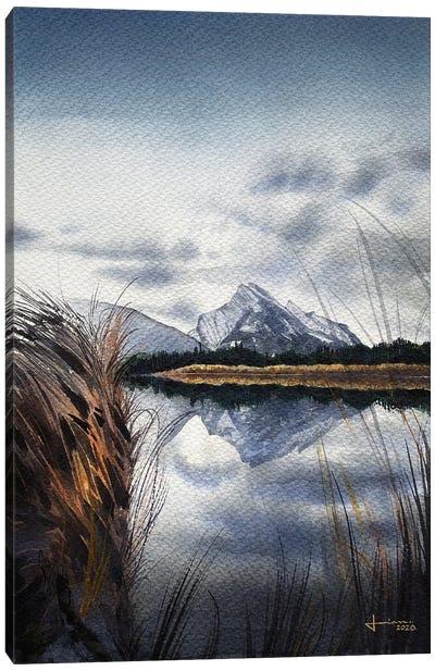 In the Horizon Canvas Art Print