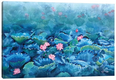 Sacred Canvas Art Print