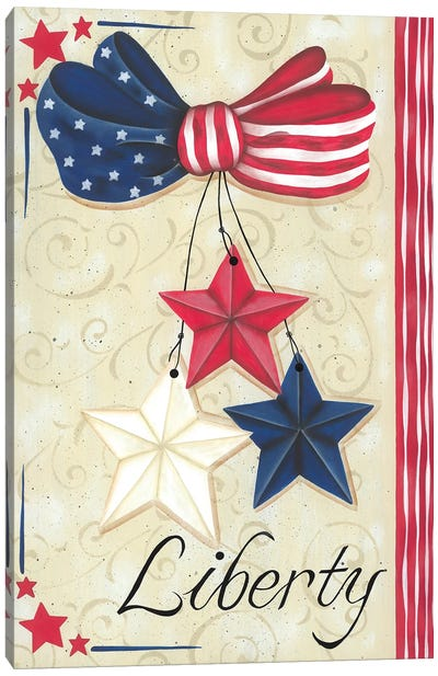 Liberty Canvas Art Print