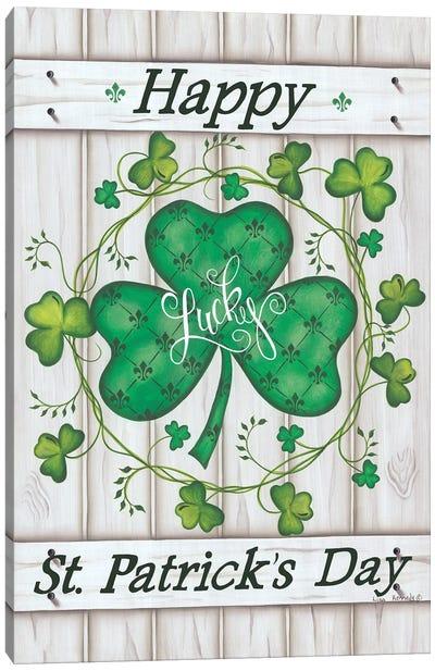 St. Patrick's Day Canvas Art Print