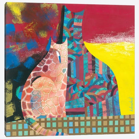 Different Canvas Print #LKS19} by Neli Lukashyk Art Print