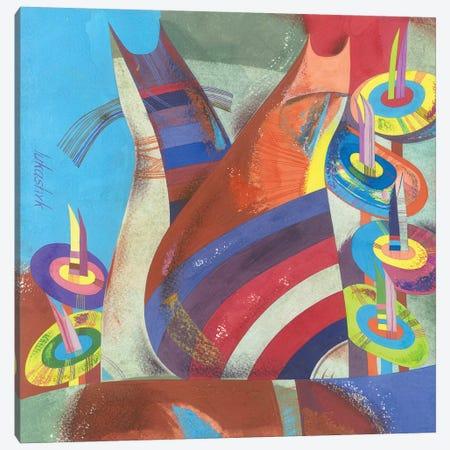 10th Kingdom Canvas Print #LKS1} by Neli Lukashyk Canvas Art