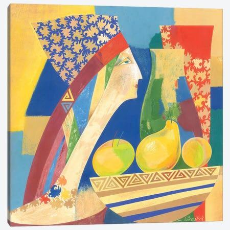 Fruitfulness Canvas Print #LKS26} by Neli Lukashyk Art Print