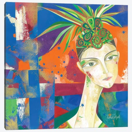 In The Light Of Spotlights I Canvas Print #LKS29} by Neli Lukashyk Canvas Art