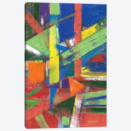 Megalopolis Canvas Print #LKS37} by Neli Lukashyk Canvas Art
