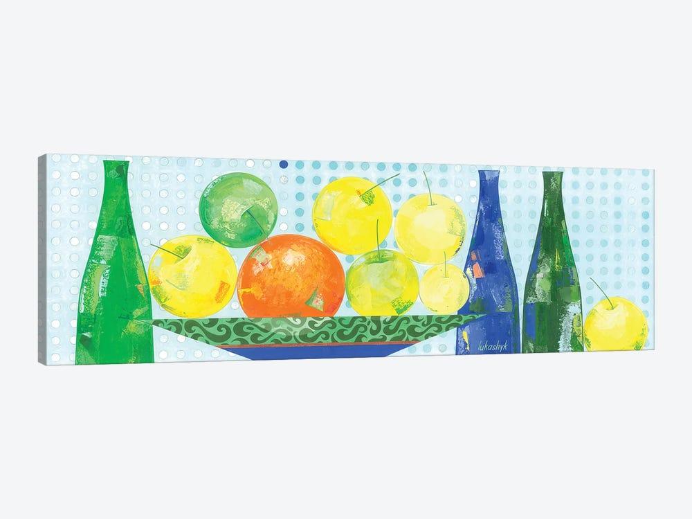 Apples From My Garden by Neli Lukashyk 1-piece Canvas Artwork