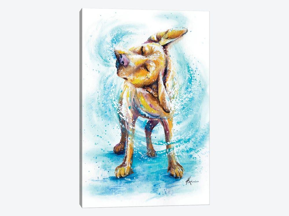 Shake It Off by Lindsay Kivi 1-piece Canvas Print