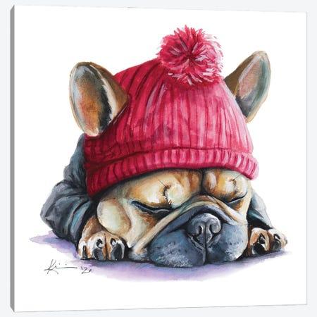 Sweet Dreams Canvas Print #LKV43} by Lindsay Kivi Canvas Print
