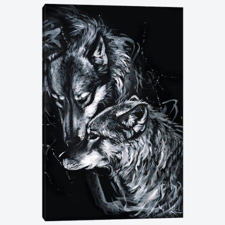 Devotion Canvas Print #LKV4} by Lindsay Kivi Canvas Artwork
