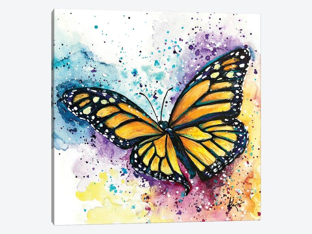 Monarch Butterfly by Lindsay Kivi 1-piece Canvas Art