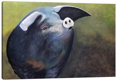 Sloppy Joe Canvas Art Print