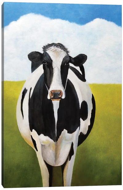 Daisy Canvas Art Print