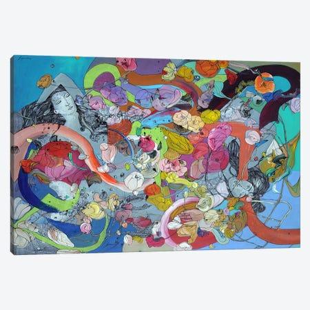 Double Dream Canvas Print #LLE113} by Larisa Ilieva Canvas Print