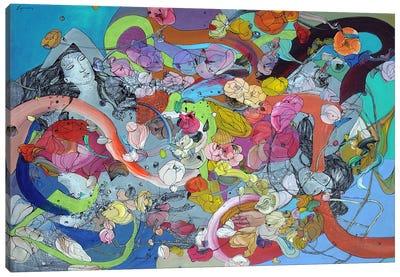 Double Dream Canvas Art Print