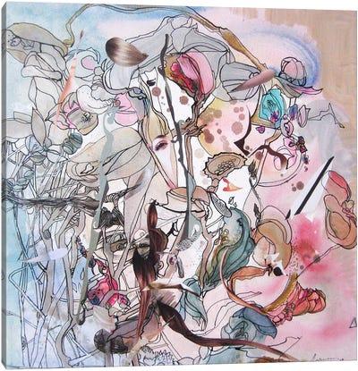 Le Reveil Canvas Art Print