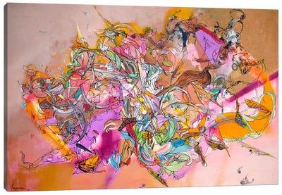 Sweet Taboo Canvas Art Print