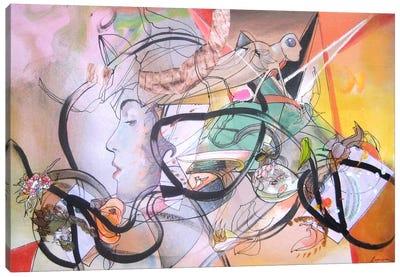 The Summer Wind Canvas Art Print